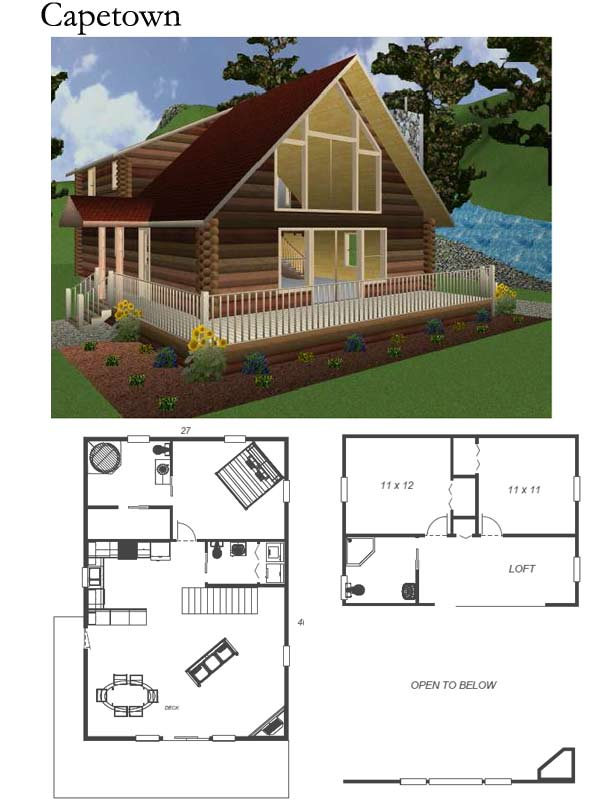 Upstate new york home builder and general contractor new for Adirondack cabin plans