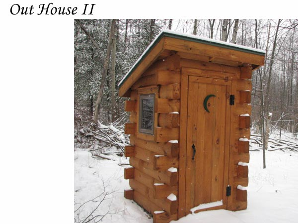 Diy outhouse designs plans free Custom build a house online